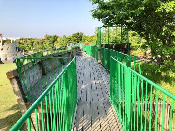 地平線へのさん橋