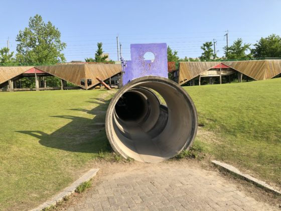 こだまのトンネル
