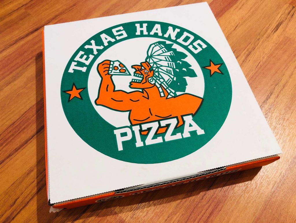 テキサスハンズの箱