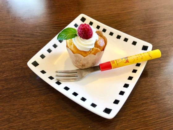 ミニカップケーキ(無添加 さつまいも入り)