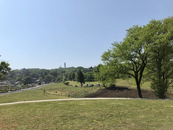 見晴台からの景色2