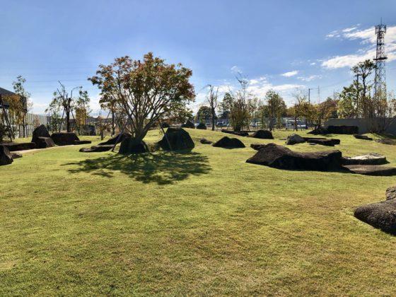 ピエ・パルクの庭