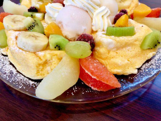 フレッシュフルーツパンケーキその3