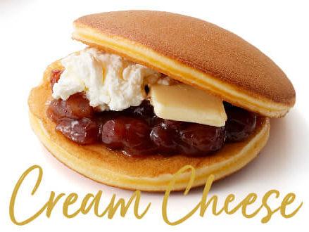 ドラバタークリームチーズ