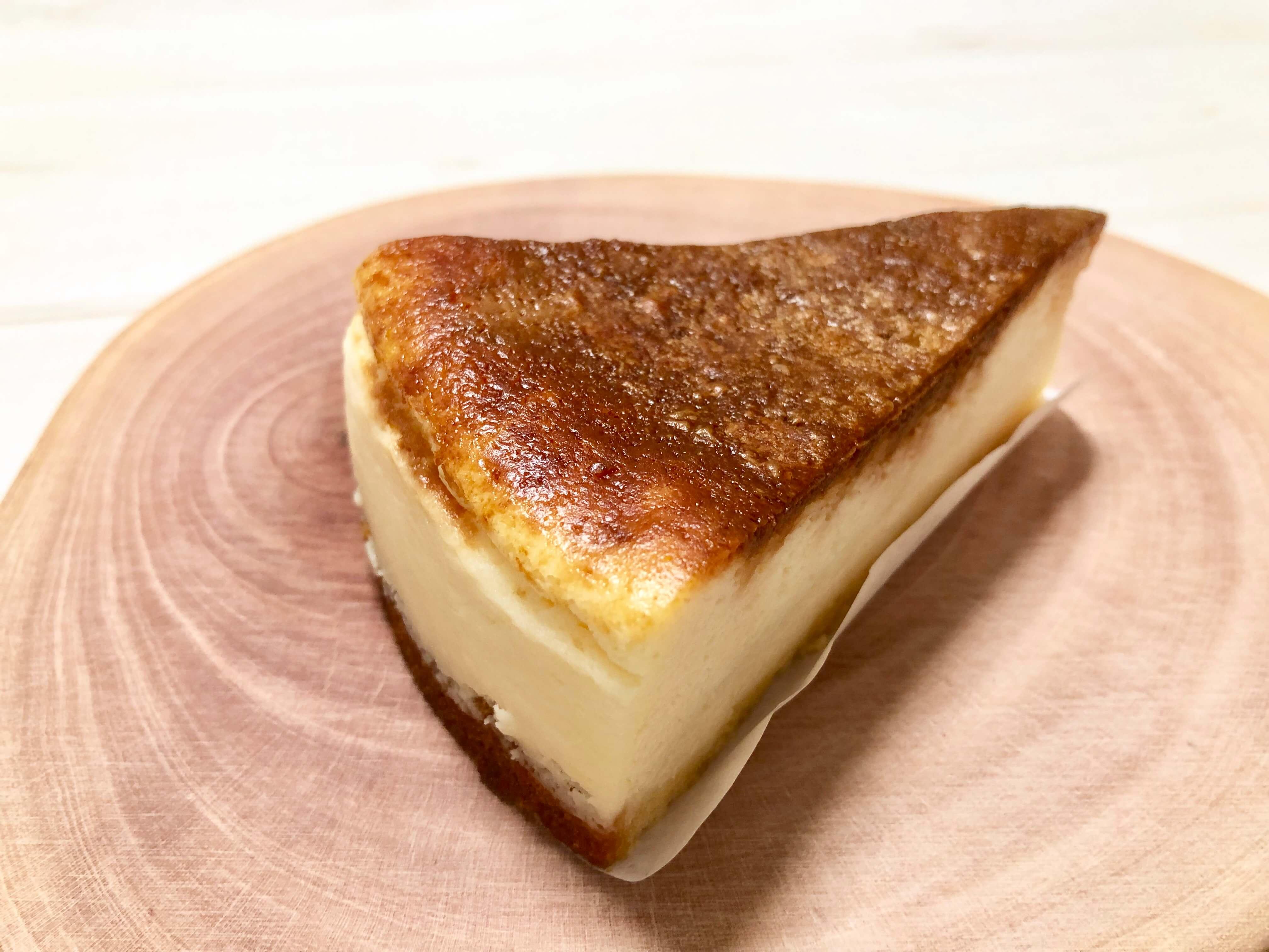 チーズ ケーキ バスク 風 ヤマザキ